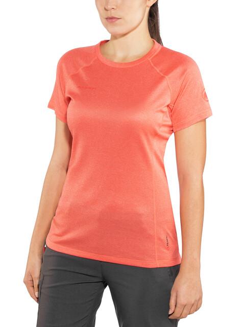 Mammut Trovat Pro - T-shirt manches courtes Femme - orange